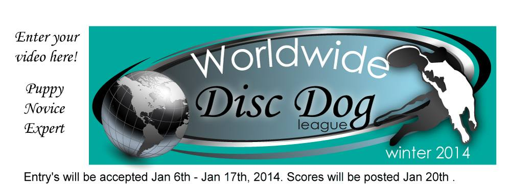 WWDDL World Wide Disc dog League Round 1