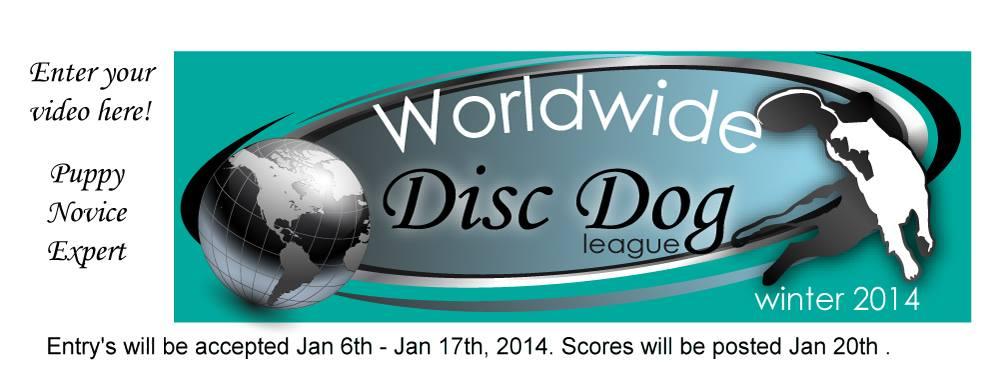 WWDDL World Wide Disc dog League Round 1